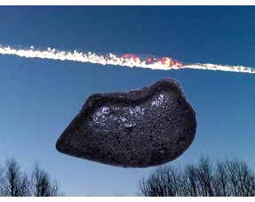 Russische meteoriet 2013