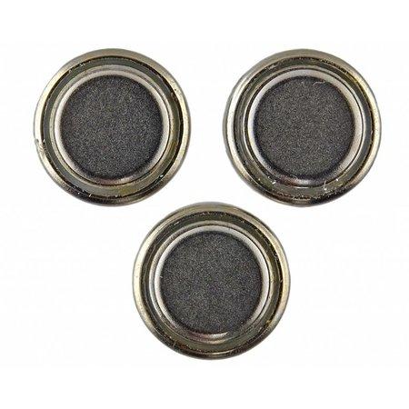3 stuks Knoopcel batterijen