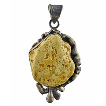 Pendant of Baltic amber