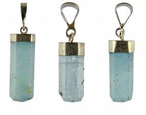 Aquamarijn hangers