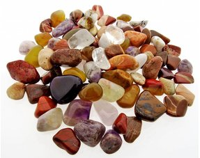 Tumbled stones mix