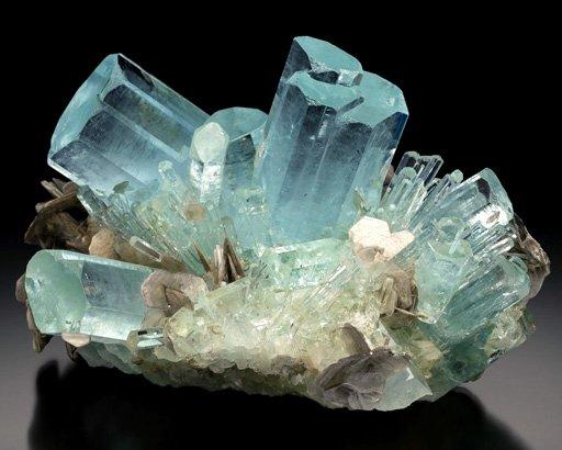 Hoe ontstaan kristallen?