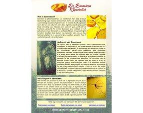 Free info sheets