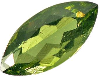 Moldaviet van edelsteen kwaliteit