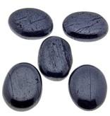 Hematite tumbled