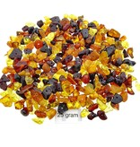 Amber beads to make your own necklace 5-10 mm