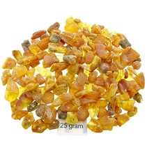 Amber beads raw for collar