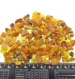 Amber beads to make your own necklace 8-15 mm