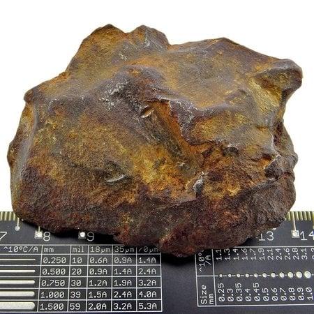 Iron meteorite from the Egyptian desert
