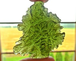 The Mystery of Moldavite