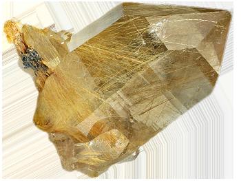 Rutiel kristal