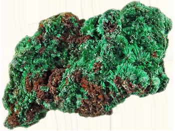 Malachiet mineraal