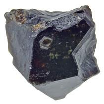Melanite with clinozoisite