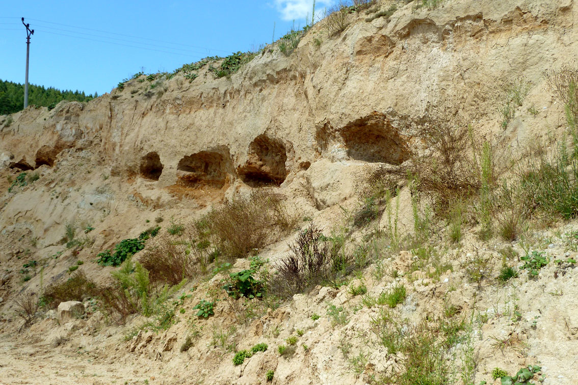 Illegale opgravingen van moldaviet