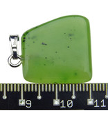 Mooie groene nefriet jade uit Canada
