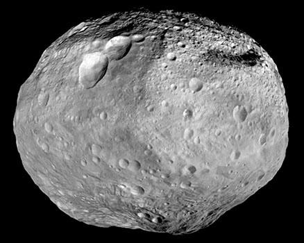 Vesta asteroide