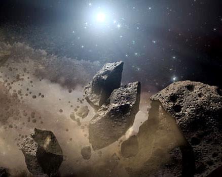 Asteroidengordel