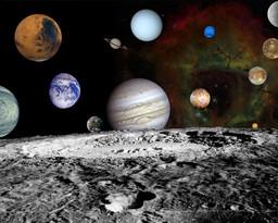 Ons Zonnestelsel en de planeten