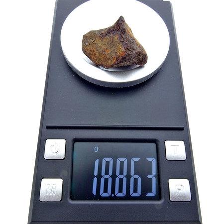 Mundrabilla iron meteorite from Australia