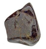 Chondrite meteorite – tumbled stone