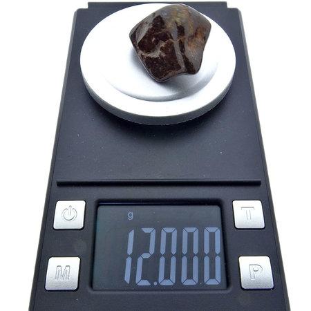 Chondriet meteoriet knuffelsteen