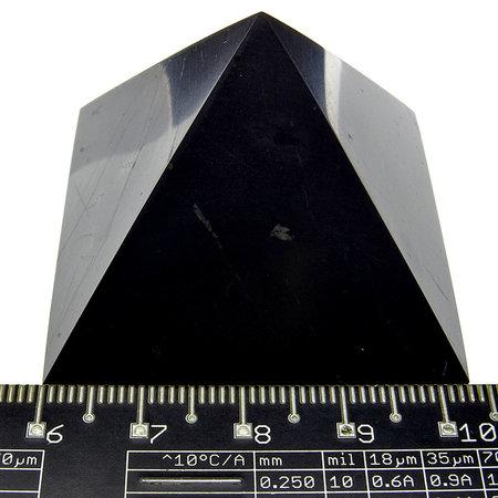 Shungite pyramid  from Karelia