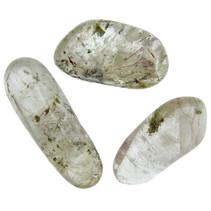 Rutile Quartz, 3 stones