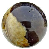 Cappucino opaal bol diameter 8,2 cm