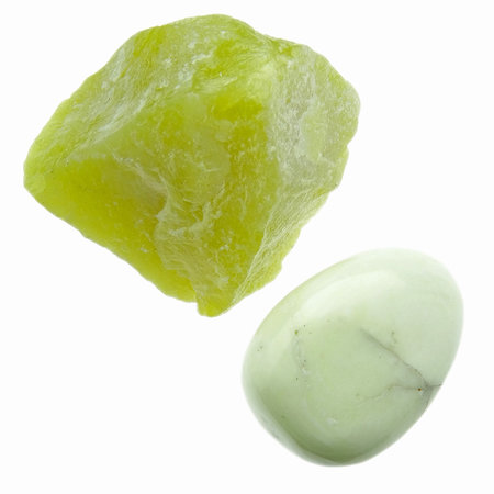 Green stone with a rich history from Australia
