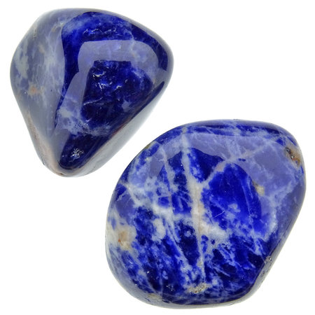 Beautiful sodalite from Namibia