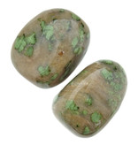 Andalusite with epidote