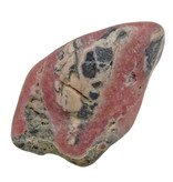 Natuurlijk roze mineraal