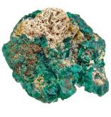Dioptase crystals