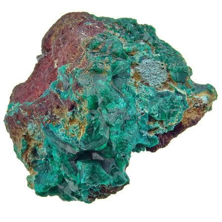 Dioptaas kristallen