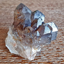 Smoky quartz elestial
