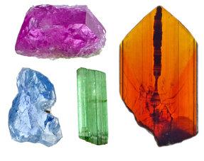 Rare minerals
