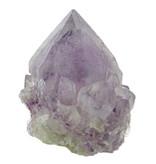 Cactus or spirit quartz with amethyst