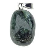 Seraphinite from eastern Siberia in Russia