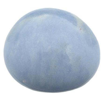 Blauwe calciet uit Madagaskar
