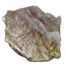Axinite crystal
