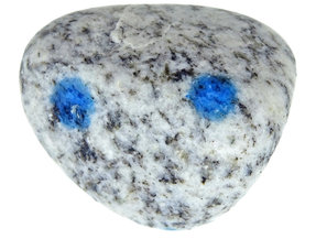 K2 azurite