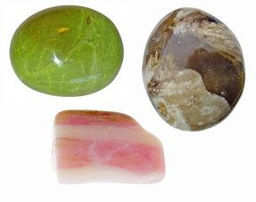 Various opals