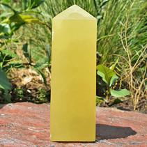 lemon calcite