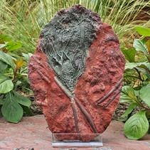 Fossil sea lily - crinoid