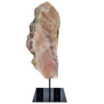 Pink amethyst, 34 cm