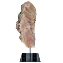 Roze amethist, 34 cm