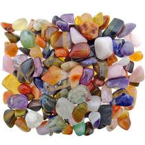 Tumbled stones Free form 1KG medium/large