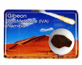 Gibeon meteoriet