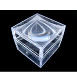 Loupe box 2.5 x 2.5 cm