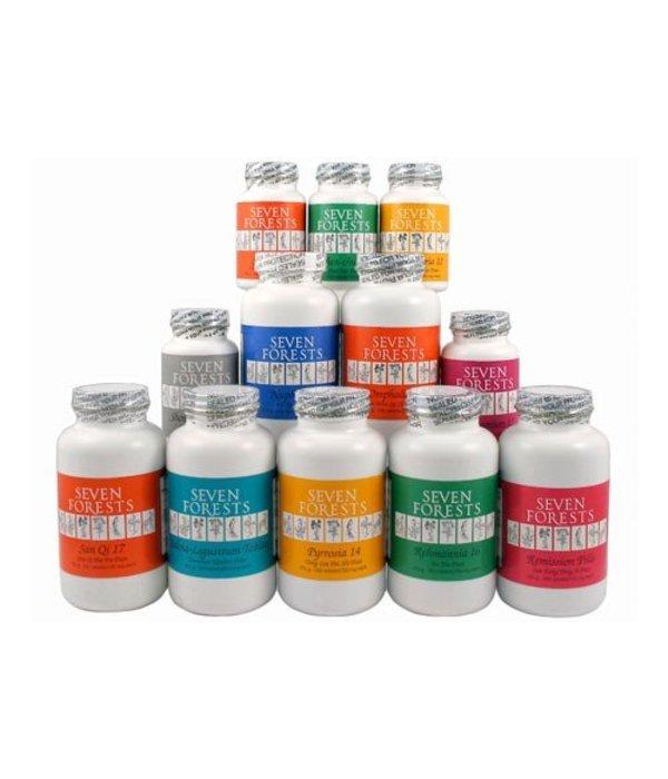 Seven Forests Myrrh Tablets | 100 Tabletten